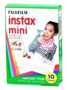 Fujifilm ColorFilm Instax Mini Glossy (10/PK) wkład
