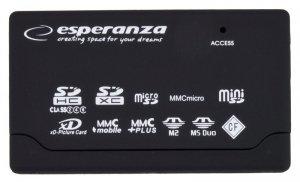 Esperanza CZYTNIK KART PAMIĘCI ALL IN ONE EA119 USB 2.0