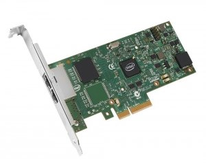 Fujitsu PLAN CP 2x1Gbit Intel S26361-F4610-L502