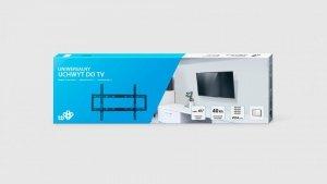 TB Uchwyt TV do telewizora do 65 40kg max VESA 600x400