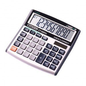 Citizen Kalkulator biurowy CT500VII