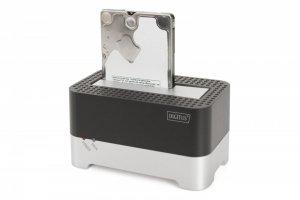 Digitus Stacja dokująca USB 3.0 do SSD/HDD 2.5/3.5 SATA III