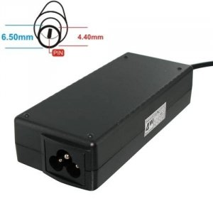 Whitenergy Zasilacz 04126 19.5V | 3A 60W wtyk 6.5*4.4 mm + pin Sony