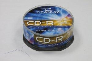 Esperanza CD-R TITANUM 700MB x52 CAKE BOX 25