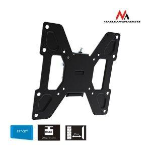 Maclean Uchwyt do telewizora lub monitora 23-42 MC-597 czarny max vesa 200x200 20kg TV