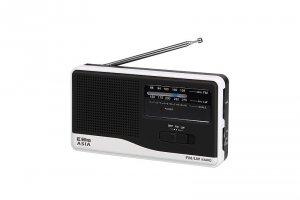 Eltra Radio Asia Biały