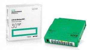 Hewlett Packard Enterprise Kaseta LTO-7 Ultrium 15TB RW Data Cart C7977A