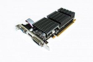 AFOX Karta graficzna - Geforce GT210 1GB DDR2 64Bit DVI HDMI VGA LP Fan G2