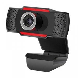 Techly Kamera internetowa USB HD + mikrofon