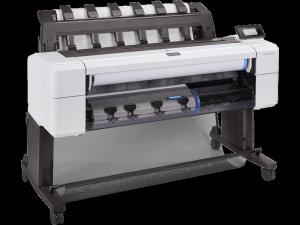 HP DesignJet T1600dr 36-in PostScript Printer (3EK13A)