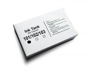 Tusz zamiennik Yvesso do CANON PFI-101C 130 ml Cyjan do IPF5000/5100/6000/6100/6200