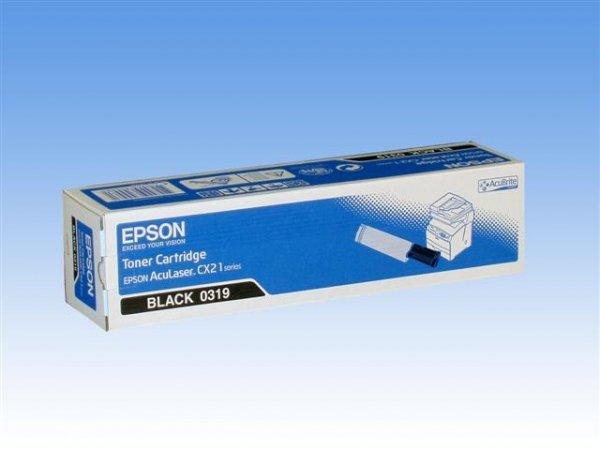Toner czarny do Epson AcuLaser CX21N/NFC/NFT; wyd. 4 500