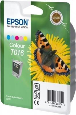 Wkład kolorowy do Epson Stylus Color 2000P T016