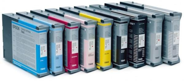 Tusz Yellow (110ml) Epson Stylus Pro 4880/4800 T6054