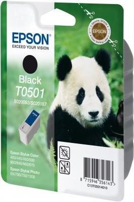 Tusz czarny do Epson Stylus Color 400/500/600/Photo/Photo 700 T050