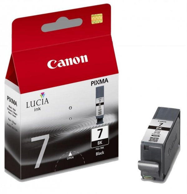 Tusz Canon PGI-7 Black