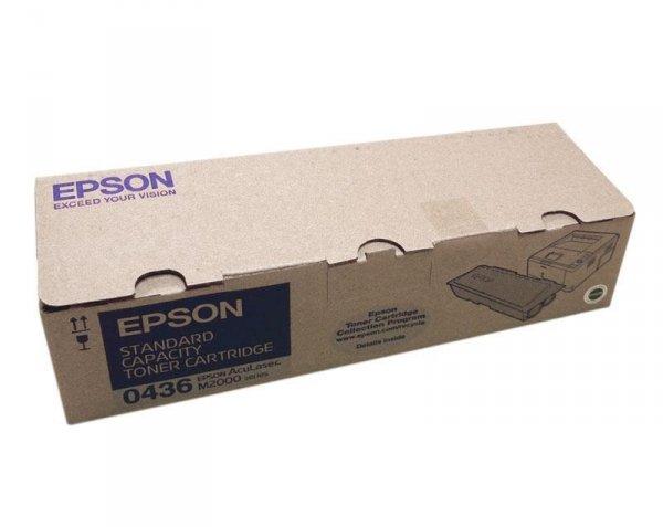Toner Czarny do Epson AcuLaser M2000 C13S050436
