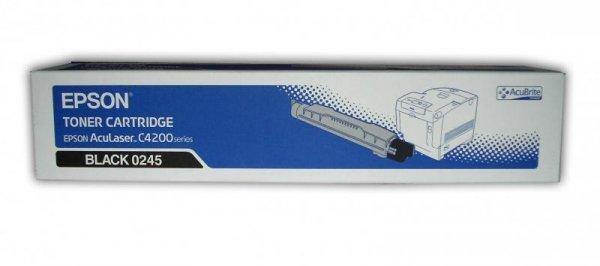 Toner czarny do Epson serii AcuLaser C4200