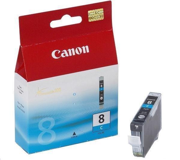Wklad Cyan Canon CLI-8C