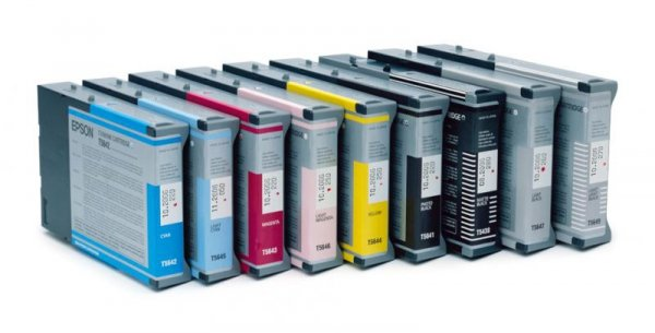Atrament Light Cyan 110 ml. do Epson Stylus Pro 7800/7880/9800/9880 C13T602500