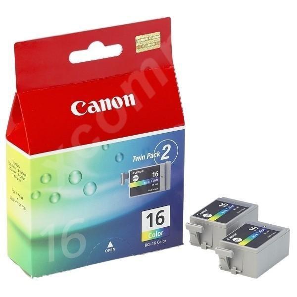 Wkład Canon Kolorowy BCI-16C