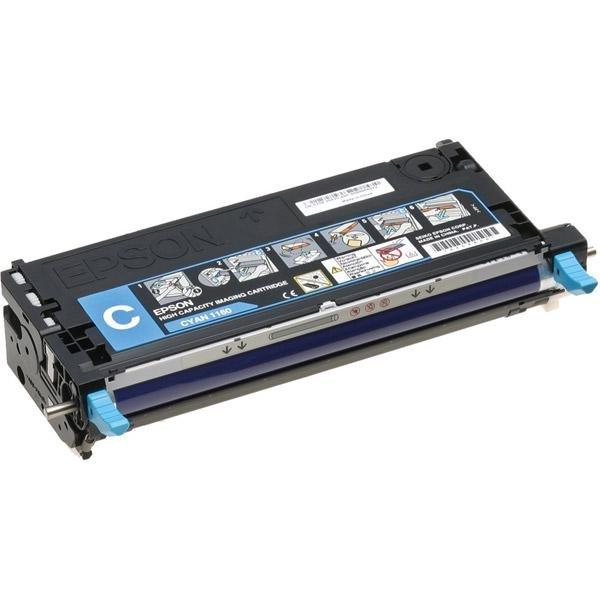 Toner Cyan o wyższej wydajności do Epson AcuLaser C2800DN/DTN/N