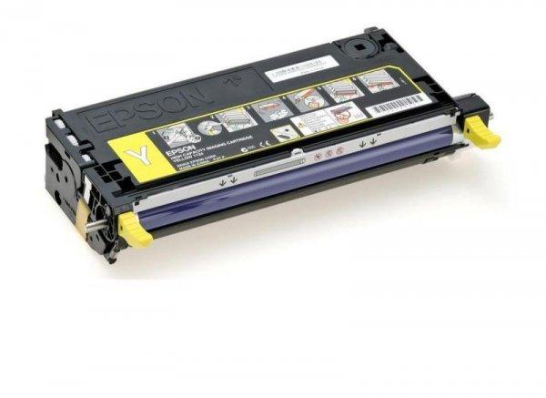 Toner yellow o wys.wyd. do Epson Aculaser C3800N/DN/DTN; wyd. do 9000 str.