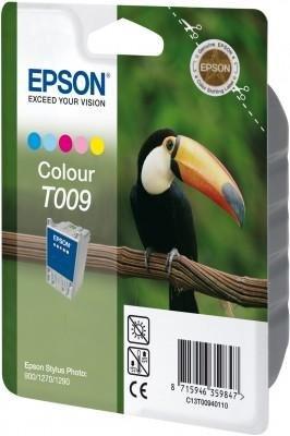 Tusz (Ink) T009 color do Epson Stylus Photo 900/1270/1290, wyd. do 330 str.