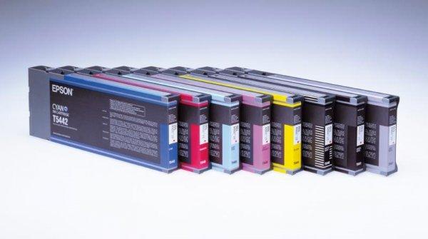 Atrament żółty 220 ml do Epson Stylus Pro 4000/7600/9600 C13T544400
