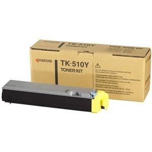 Toner KYOCERA TK-510Y yellow do FS C5020N/C5025N/C5030N