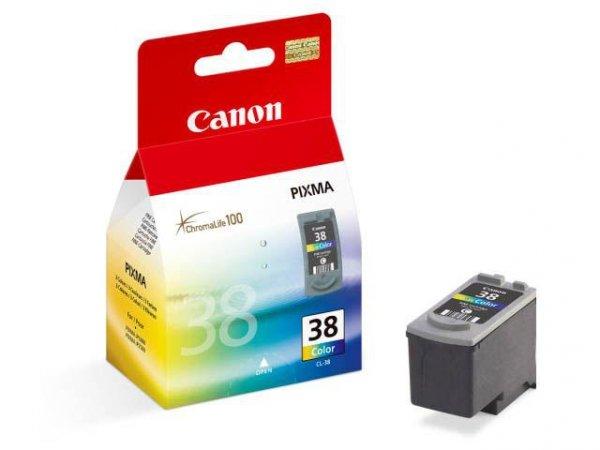 Tusz kolorowy Canon CL-38
