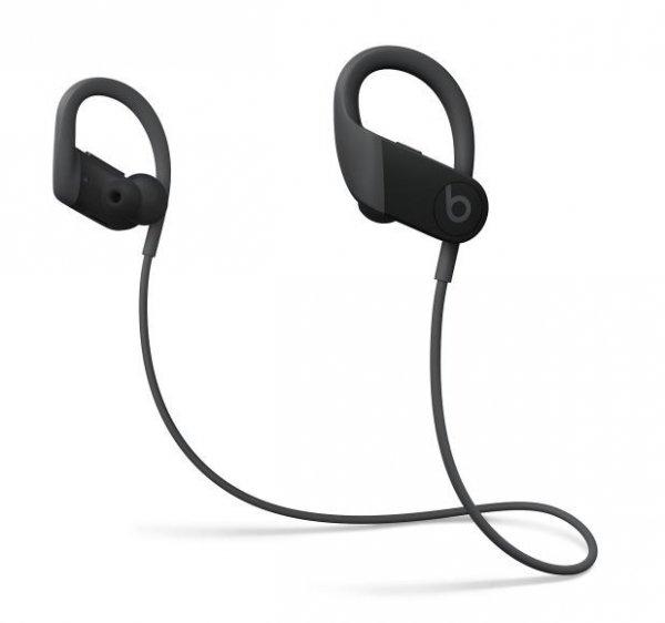 Apple Powerbeats bezprzewodowe słuchawki douszne czarne