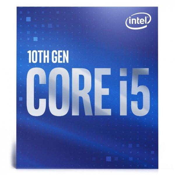 Intel Procesor Core i5-10400 BOX 2,9GHz, LGA1200