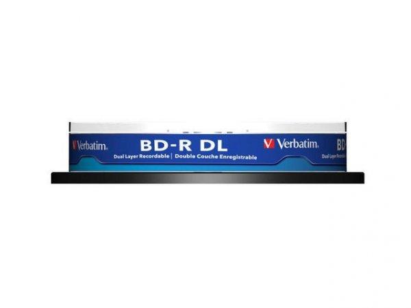 Verbatim BD-R 6x 50GB 10P CB 43746