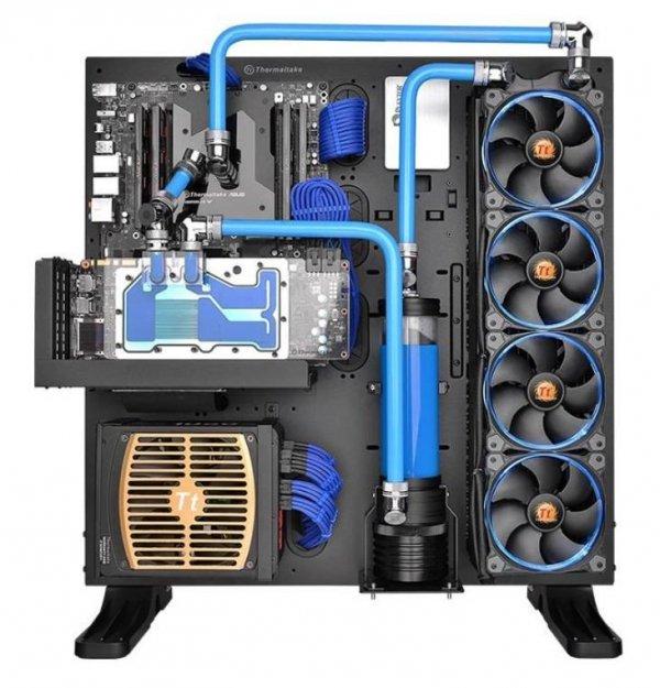 Thermaltake Pacific V-GTX 980&970 uniwerslany blok wodny GPU - Transparent