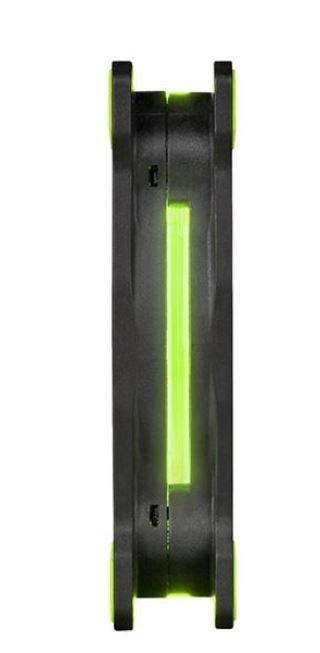 Thermaltake Wentylator Riing 14 LED Green (140mm, LNC, 1400 RPM) Retail/Box