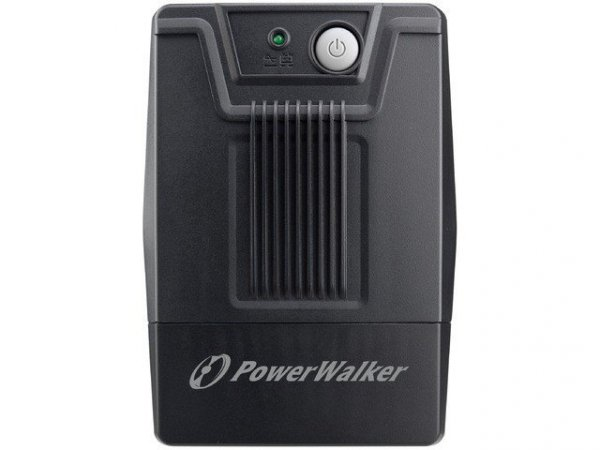 PowerWalker UPS LINE-INTERACTIVE 600VA 2x PL 230V, RJ11/45      IN/OUT, USB