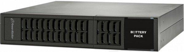 PowerWalker BATTERY PACK RACK 19'' DLA UPS VFI 6-10K CRM LCD    16 AKUMULATORÓW 12V/9AH