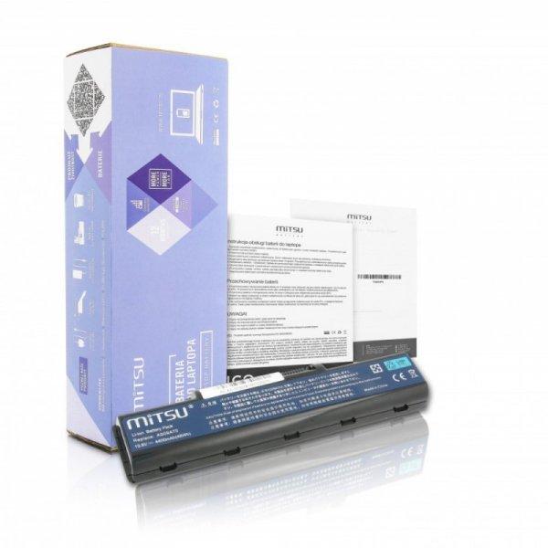 Mitsu Bateria do Acer Aspire 4732, 5532, 5732Z 4400 mAh (49 Wh) 10.8 - 11.1 Volt