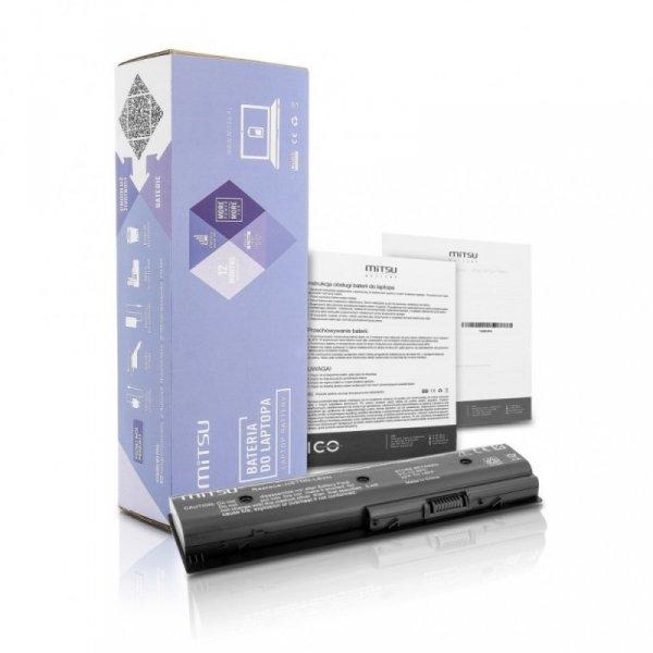 Mitsu Bateria do HP dv4-5000, dv6-7000 4400 mAh (49 Wh) 10.8 - 11.1 Volt