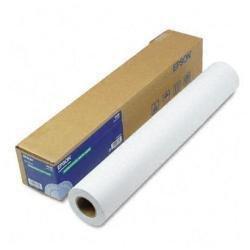 Papier akwarelowy w roli do plotera Epson Water Color Paper - Radiant White Roll, 44'' 1118x18 m, 190g/m2 - jasna biel C13S041
