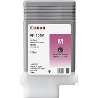 Tusz CANON PFI-104M 130 ml magenta do iPF650/655/750/755
