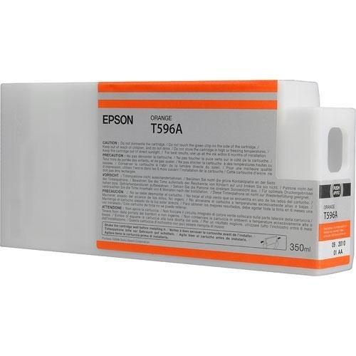 Epson tusz ORANGE 7900/9900/WT7900 350ml C13T596A00