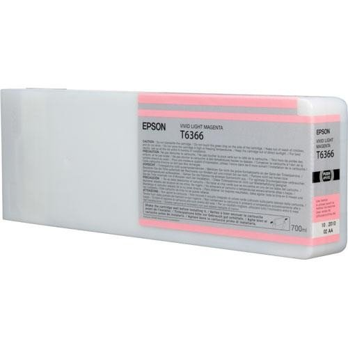Epson tusz LIGHT MAGENTA 7900/9900/9890/WT7900 700ml C13T636600