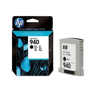 Tusz (Ink) HP 940 black do OJ Pro 8000/8500, wyd. do 1000 str. C4902AE