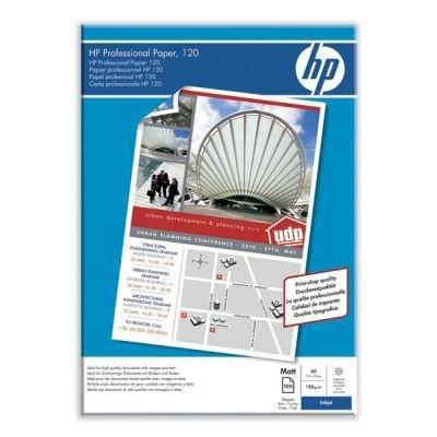 Papier - Professional Inkjet Paper matt, (A3, 120 g/m2, 100 szt.) - Papier matowy. Q6594A