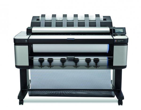 Produkcyjne urządzenie wielofunkcyjne HP Designjet T3500 36'' (914 mm) B9E24A  PLATINUM PARTNER HP 2018