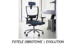 FOTELE OBROTOWE | EVOLUTION