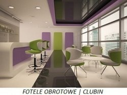 FOTELE OBROTOWE | CLUBIN