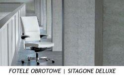 FOTELE OBROTOWE | SITAGONE DELUXE